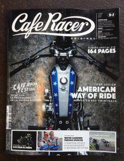 PZF Design fait la Couv' de Cafe Racer
